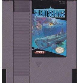 Nintendo NES Silent Service