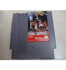 Nintendo NES Tecmo NBA Basketball