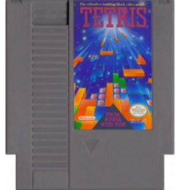Nintendo NES Tetris