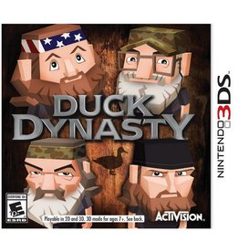 Nintendo 3DS Duck Dynasty