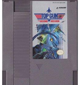 Nintendo NES Top Gun The Second Mission