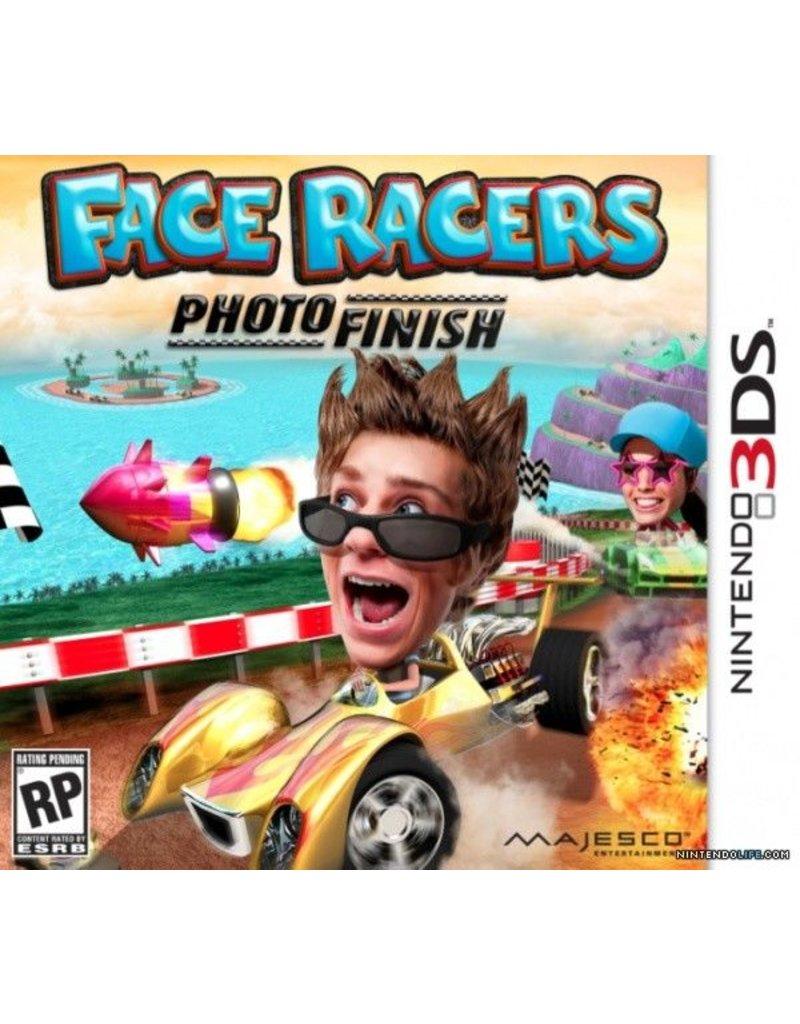 Nintendo 3DS Face Racers: Photo Finish