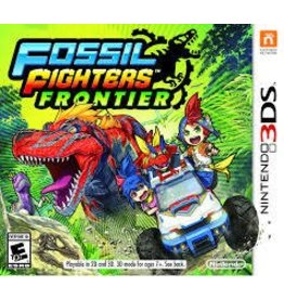 Nintendo 3DS Fossil Fighters: Frontier