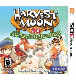 Nintendo 3DS Harvest Moon: A New Beginning