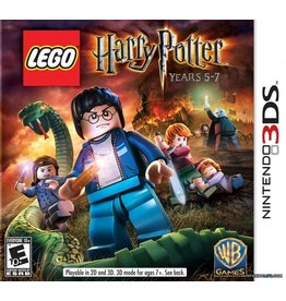 Nintendo 3DS LEGO Harry Potter Years 5-7