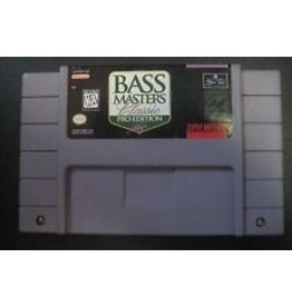 Nintendo SNES Bass Masters Classic Pro Edition