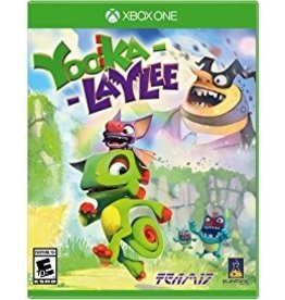 Xbox One Yooka-Laylee New