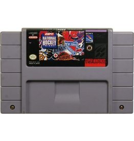 Nintendo SNES ESPN National Hockey Night