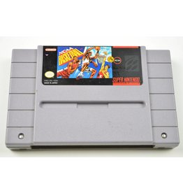 Nintendo SNES NCAA Basketball