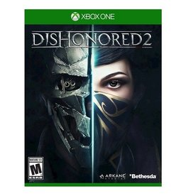 Xbox One Dishonored 2 LImted Edition