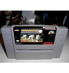 Nintendo SNES Roger Clemens' MVP Baseball