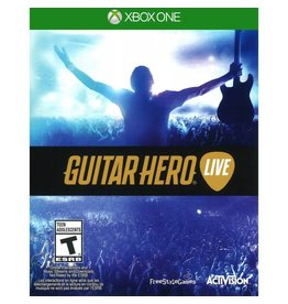 Xbox One Guitar Hero Live XB1