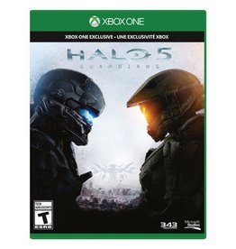 Microsoft Xbox One Halo 5 Guardians