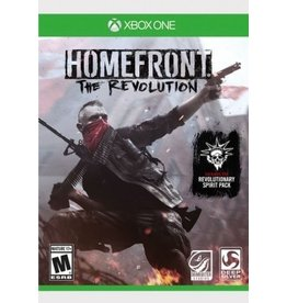 Xbox One Homefront The Revolution