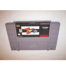 Nintendo Super Nintendo (SNES) Zoop