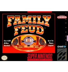 Nintendo SNES Family Feud