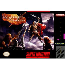 Nintendo SNES Knights of the Round