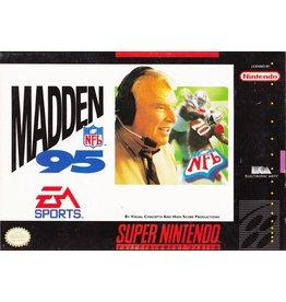 Nintendo SNES Madden NFL '95
