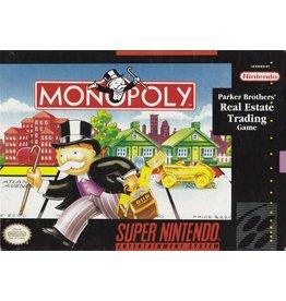 Nintendo SNES Monopoly