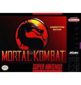 Nintendo SNES Mortal Kombat