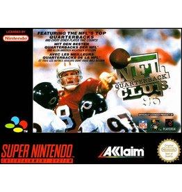 Nintendo SNES NFL Quarterback Club 96