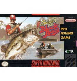 Nintendo SNES Super Black Bass