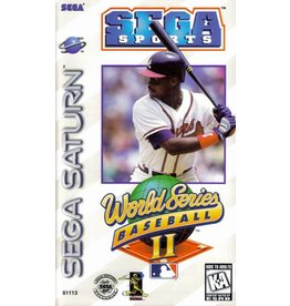 Sega Saturn World Series Baseball II