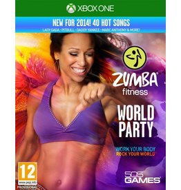Microsoft Xbox One Zumba Fitness World Party