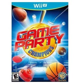 Nintendo Wii U Game Party Champions