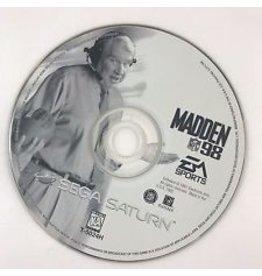 Sega Saturn Madden 98