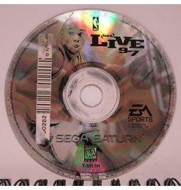 Sega Saturn NBA Live 97