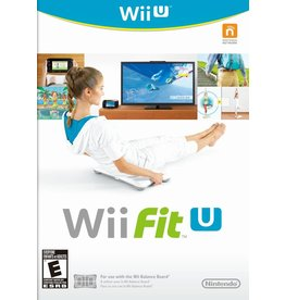 Nintendo Wii U Wii Fit U (game only)