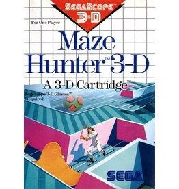Sega Master System Maze Hunter 3D
