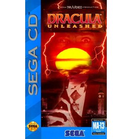 Sega CD Dracula Unleashed