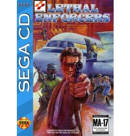 Sega CD Lethal Enforcers