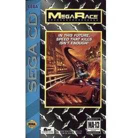 Sega CD MegaRace