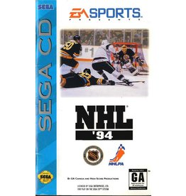 Sega CD NHL Hockey 94