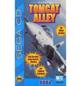 Sega CD Tomcat Alley