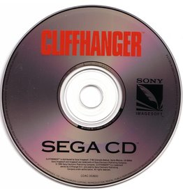 Sega CD Cliffhanger