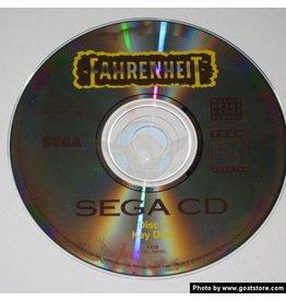 Sega CD Fahrenheit