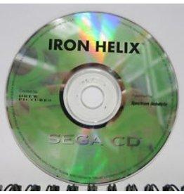Sega CD Iron Helix