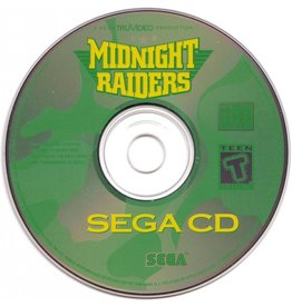 Sega CD Midnight Raiders