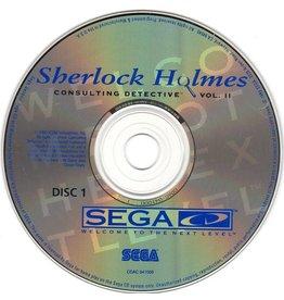 Sega CD Sherlock Holmes Volume II