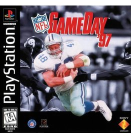 Playstation 1 NFL GameDay 97