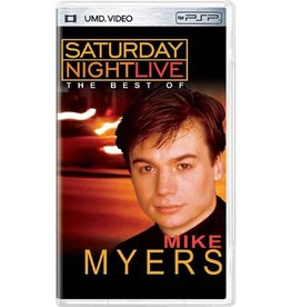 Playstation PSP UMD Saturday Night Live: Best of Mike Myers (New)