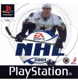 Sony Playstation 1 (PS1) NHL 2001