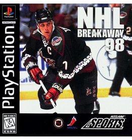 Sony Playstation 1 (PS1) NHL Breakaway 98
