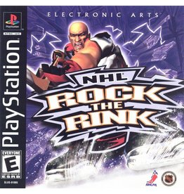 Playstation 1 NHL Rock the Rink