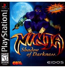 Sony Playstation 1 (PS1) Ninja Shadow of Darkness