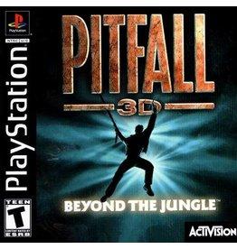Playstation 1 Pitfall 3D